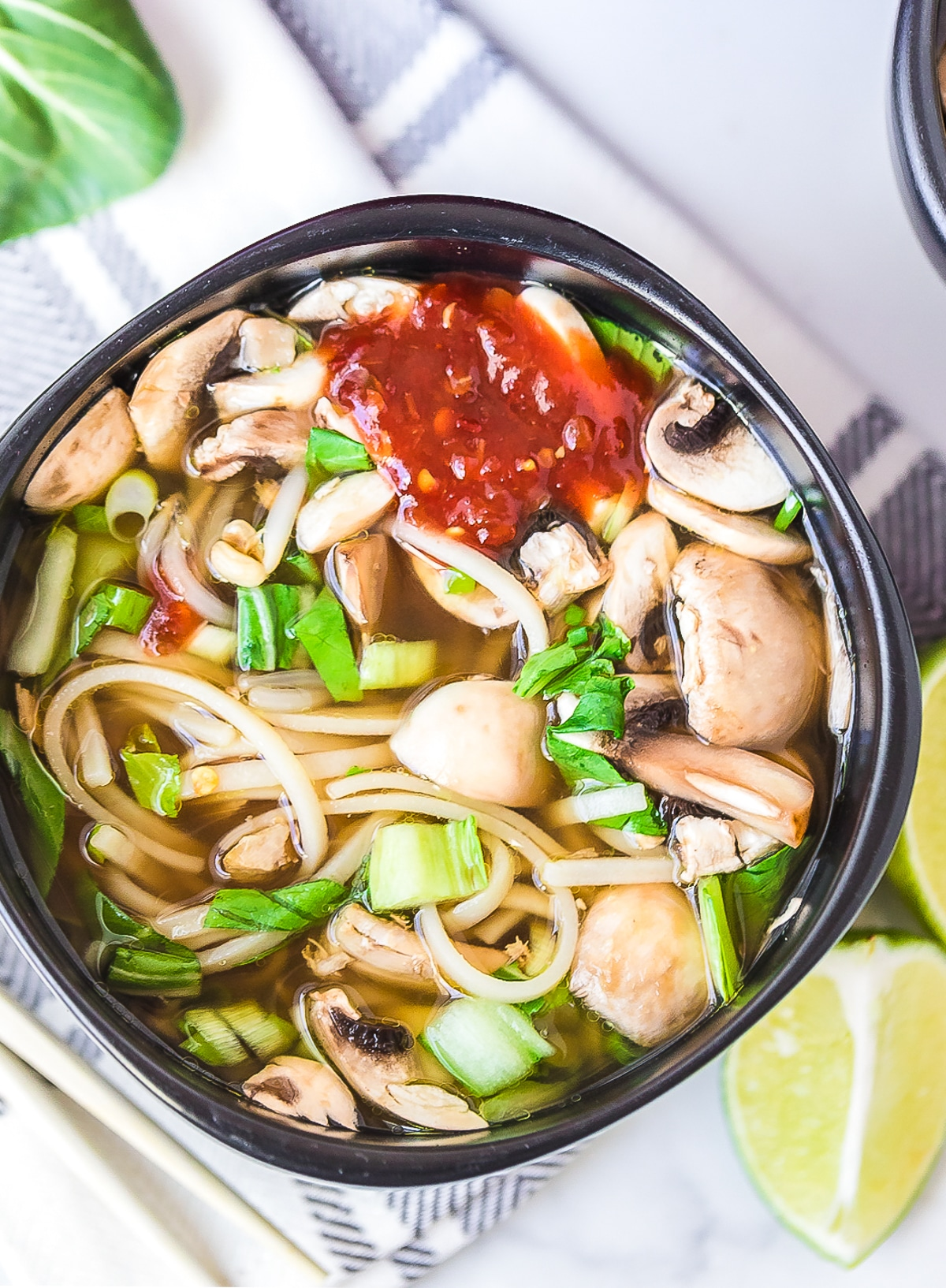 Amazing Chinese Hot Pot Recipe (Gluten Free) #ASpicyPerspective #glutenfree #soup #chinese #healthy