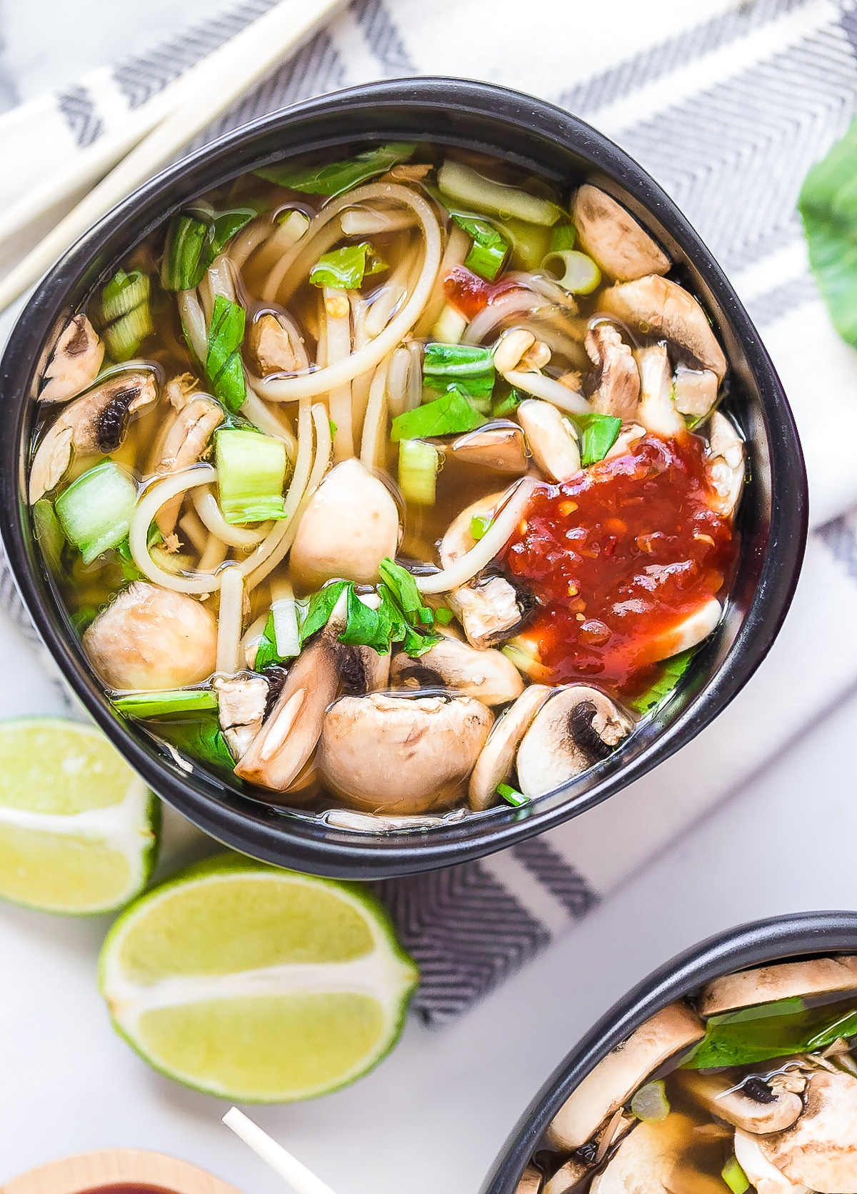 Chinese Hot Pot Recipe (Gluten Free) #ASpicyPerspective #glutenfree #soup #chinese #healthy
