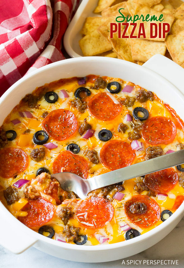 best pizza dip