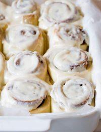"""Better than Cinnabon"" Cinnamon Rolls Recipe | ASpicyPerspective.com"