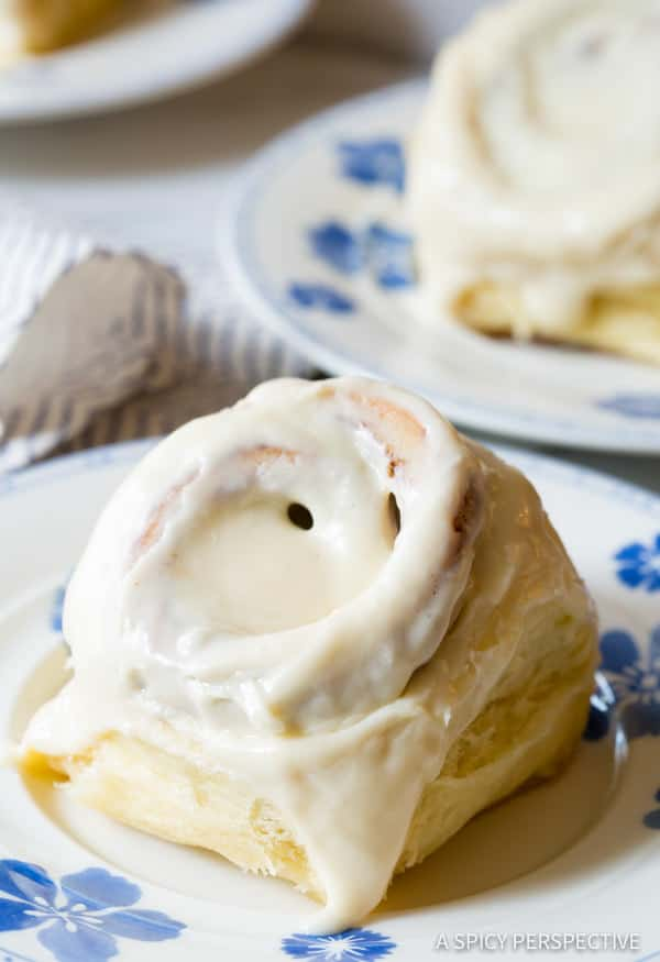 "Dazzling ""Better than Cinnabon"" Cinnamon Rolls Recipe 