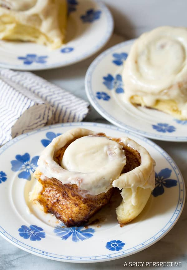 "Irresistible ""Better than Cinnabon"" Cinnamon Rolls Recipe 