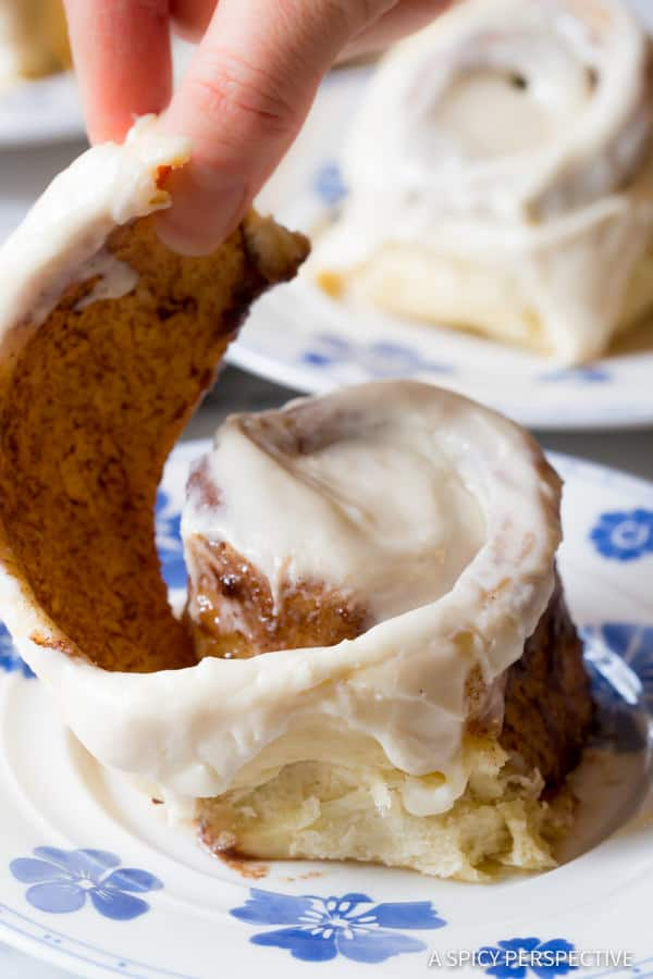 "Sticky Gooey ""Better than Cinnabon"" Cinnamon Rolls Recipe 