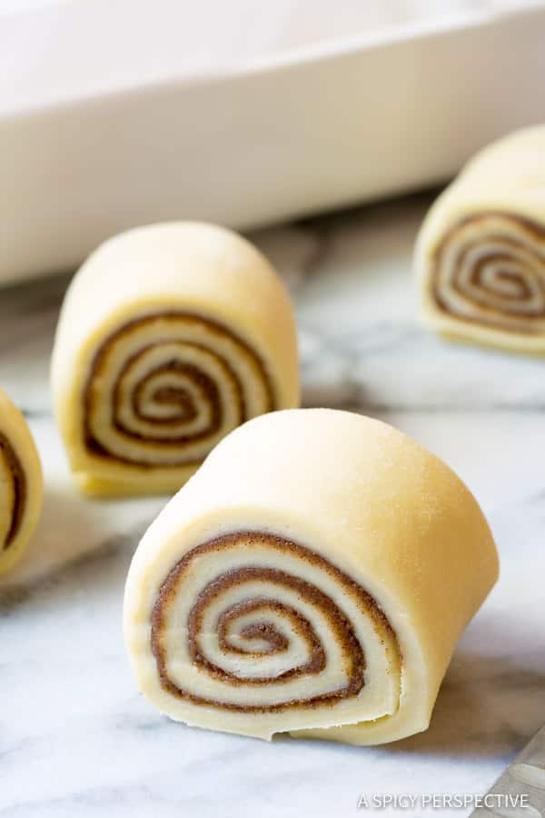 "Dying over these ""Better than Cinnabon"" Cinnamon Rolls Recipe 