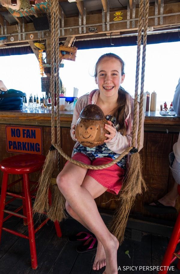 Sliders Seaside Grill - Visit Amelia Island, Florida | ASpicyPerspective.com