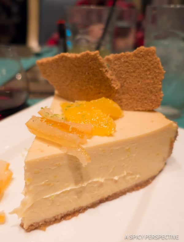 Oceanside Key Lime Pie -Visit Amelia Island, Florida | ASpicyPerspective.com
