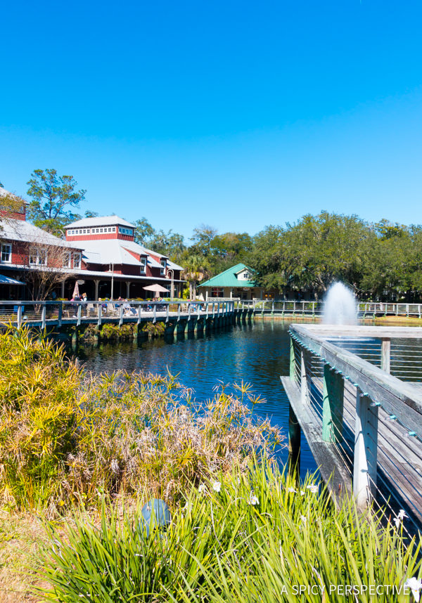 Shopping - Visit Amelia Island, Florida | ASpicyPerspective.com