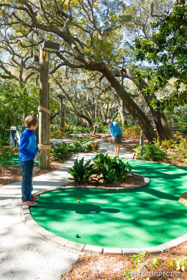 Amelia Island, Florida & Ferandina Beach Travel Planning Tips | ASpicyPerspective.com