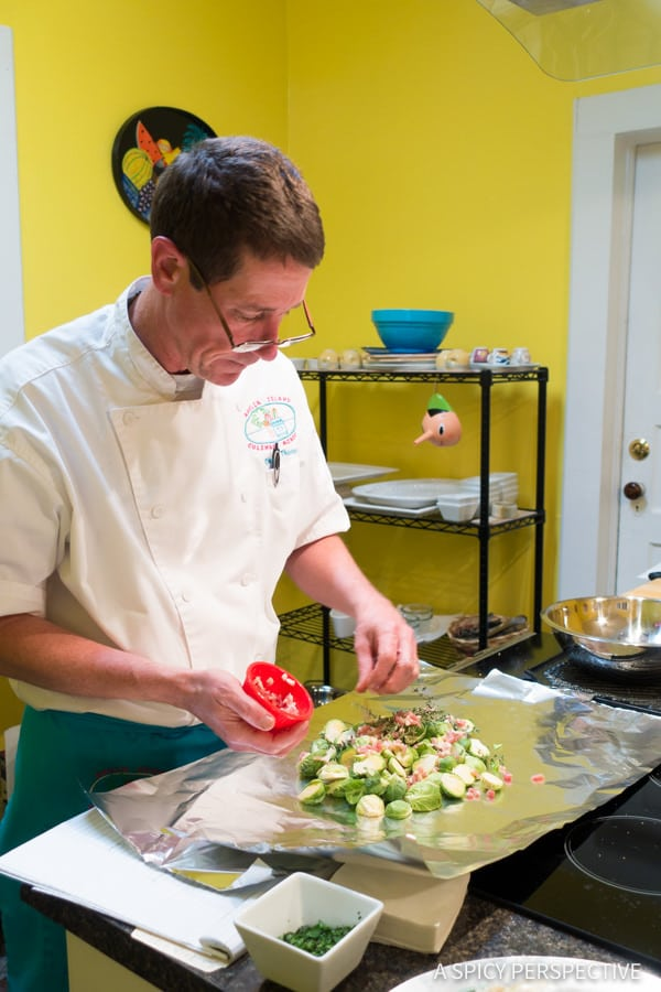 Cooking Classes - Visit Amelia Island, Florida | ASpicyPerspective.com