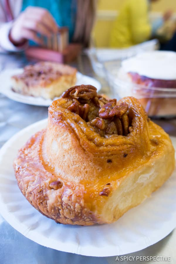 Pecan Roll Bakery - Visit Amelia Island, Florida | ASpicyPerspective.com