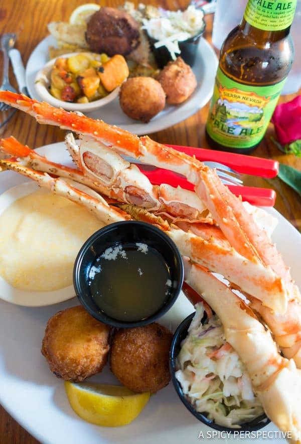 Crab Trap - Visit Amelia Island, Florida   ASpicyPerspective.com