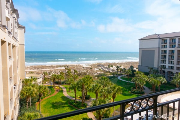 RITZ-CARLTON - Amelia Island, Florida Travel Planning Tips | ASpicyPerspective.com