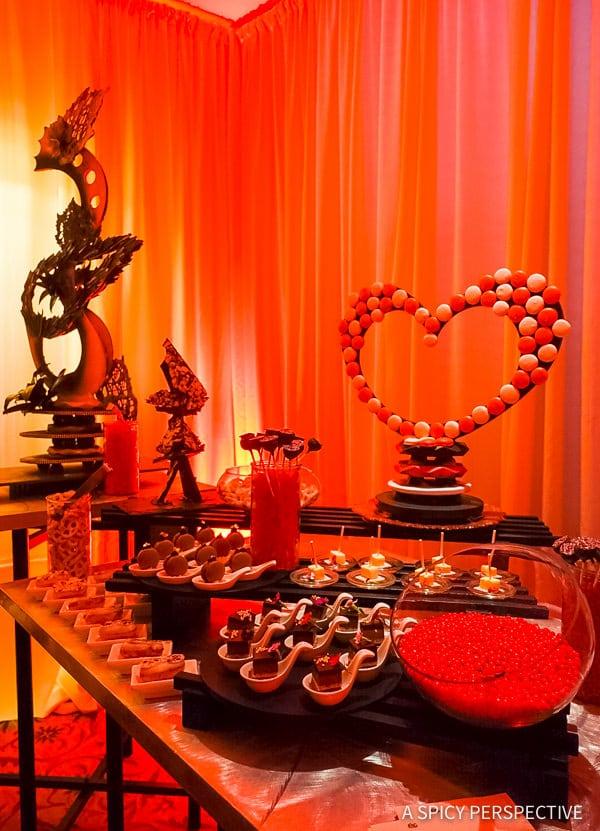Ritz-Carlton Endless Chocolate - Amelia Island, Florida Travel Planning Tips   ASpicyPerspective.com