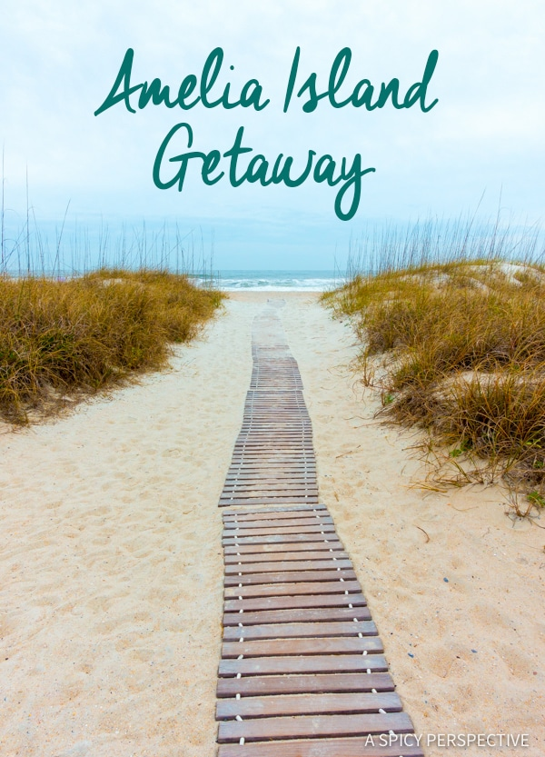 Where to Eat in Amelia Island, Florida - Travel Planning Tips | ASpicyPerspective.com