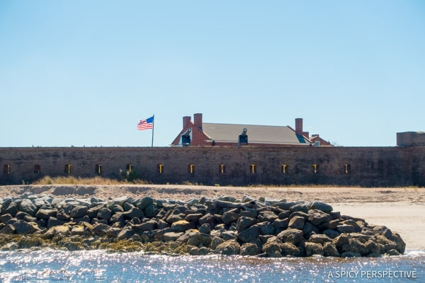 Fort Clinch - Visit Amelia Island, Florida | ASpicyPerspective.com