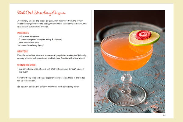 Craft Cocktails Page