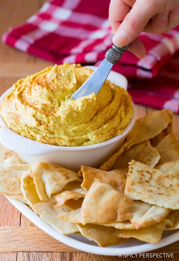 Zesty Irish Pub Cheese | ASpicyPerspective.com