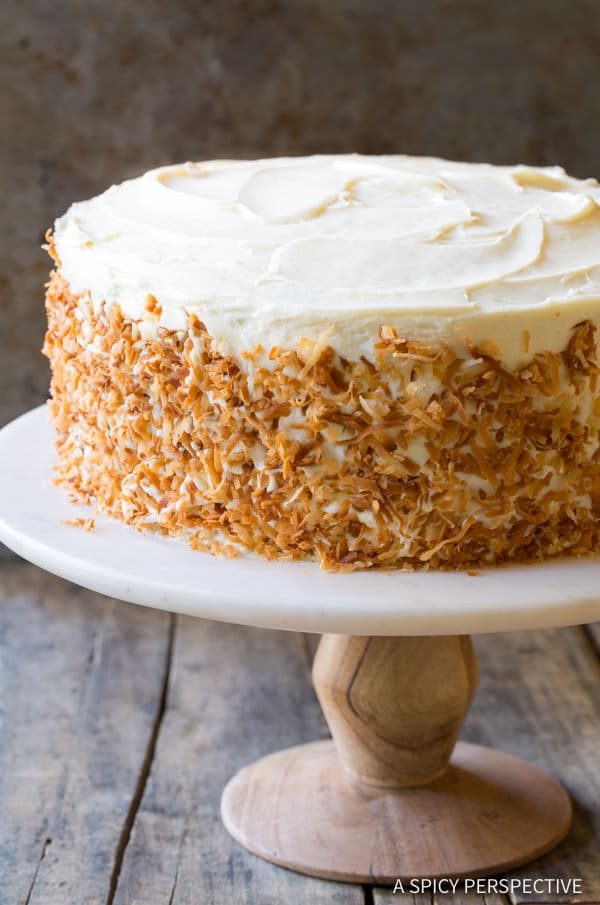 The Best Carrot Cake Recipe - Page 2 of 2 - A Spicy ...