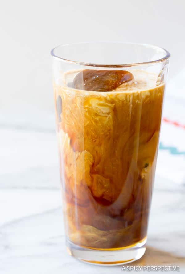 So Good! Ultimate Iced Coffee Tips| ASpicyPerspective.com