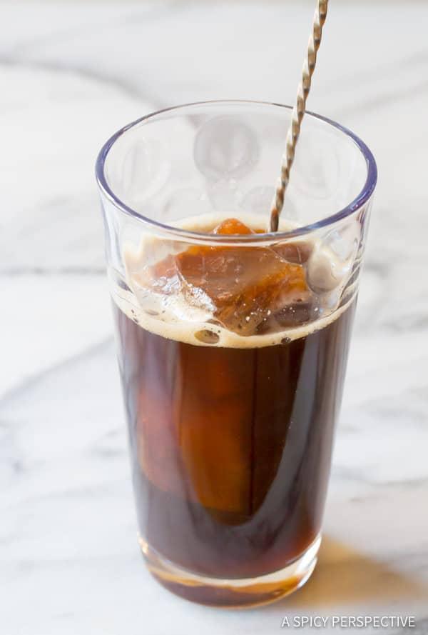Best Iced Coffee Tips| ASpicyPerspective.com