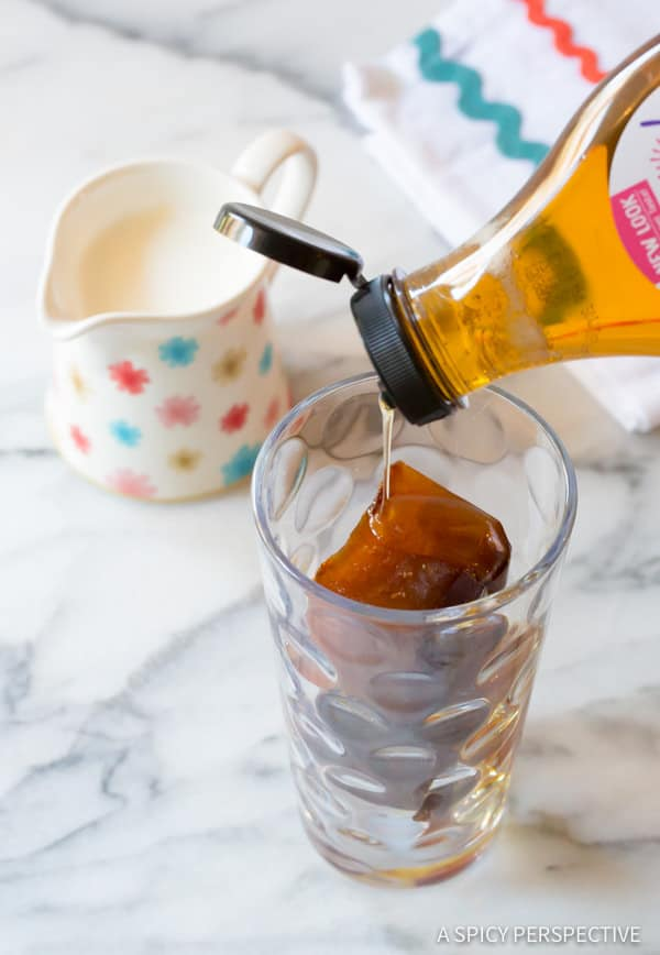 The Ultimate Iced Coffee Tips| ASpicyPerspective.com