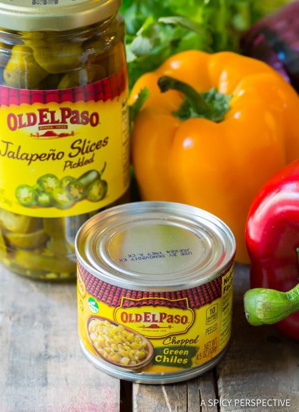 Old El Paso Chiles