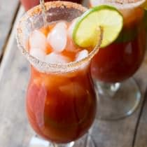 Spicy Michelada Recipe (Mexican Cocktail) | ASpicyPerspective.com