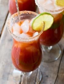 Spicy Michelada Recipe (Mexican Cocktail)   ASpicyPerspective.com