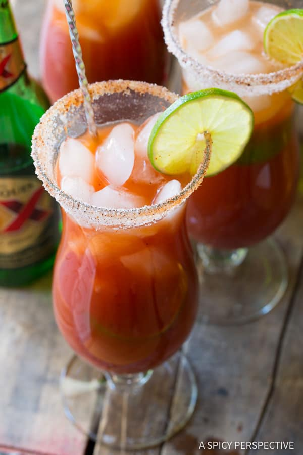 Spicy Michelada Recipe A Spicy Perspective