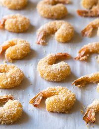 Paleo Coconut Shrimp Recipe (Pina Colada Shrimp & Gluten Free!) | ASpicyPerspective.com