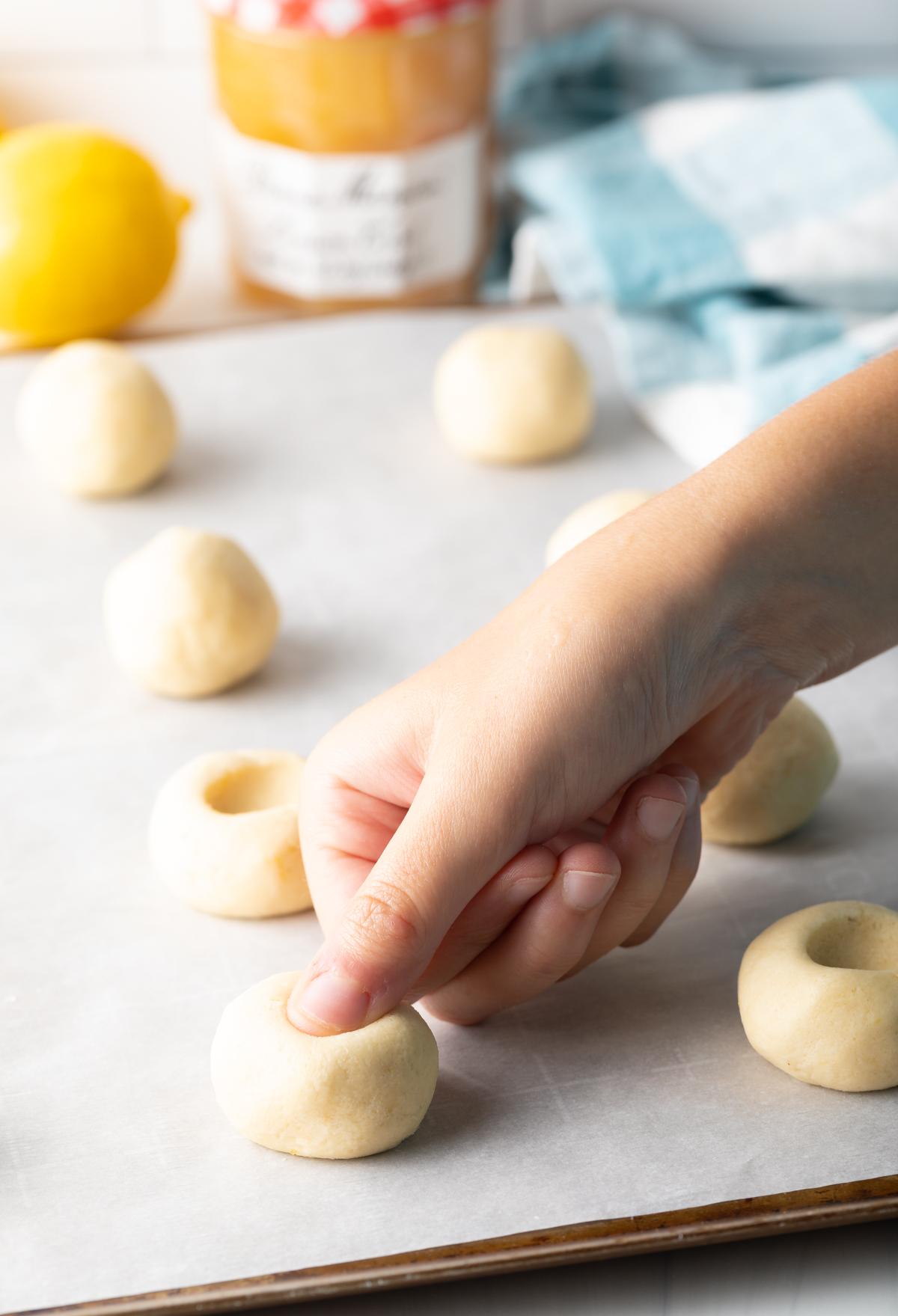 how to make lemon cookies