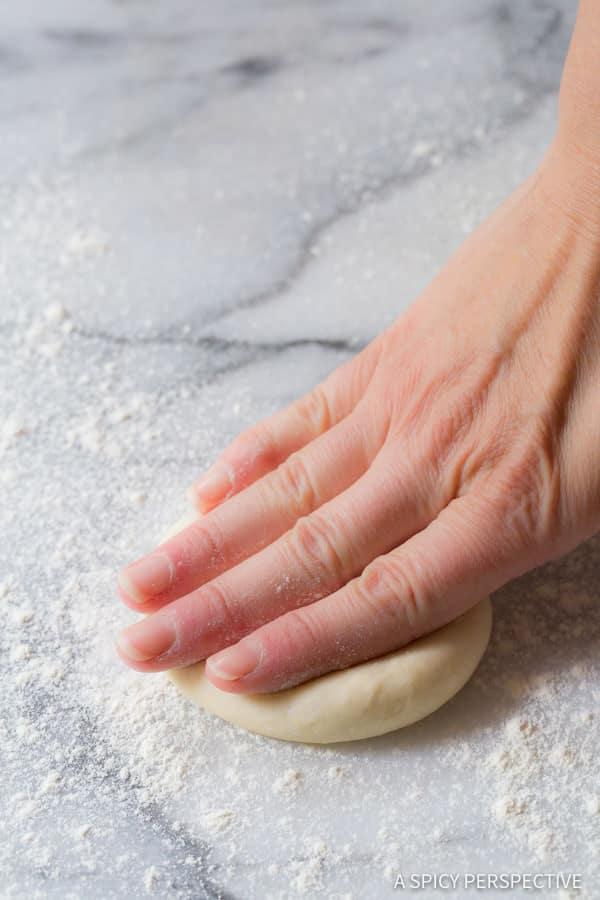 Making Easy Jalapeno Sausage Rolls | ASpicyPerspective.com