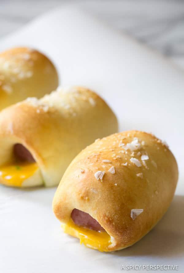 Best Easy Jalapeno Sausage Rolls | ASpicyPerspective.com