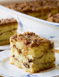 Kahlua Coffee Cake Recipe | ASpicyPerspective.com