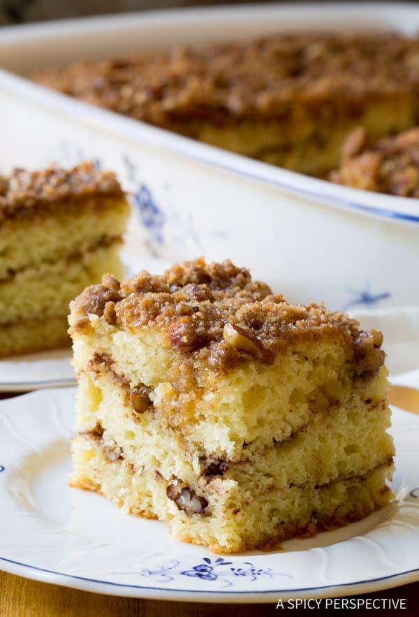 Kahlua Coffee Cake A Spicy Perspective