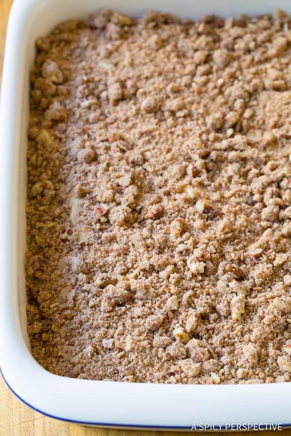 Coffee Cake Recipes Using Pancake Mix Eggless