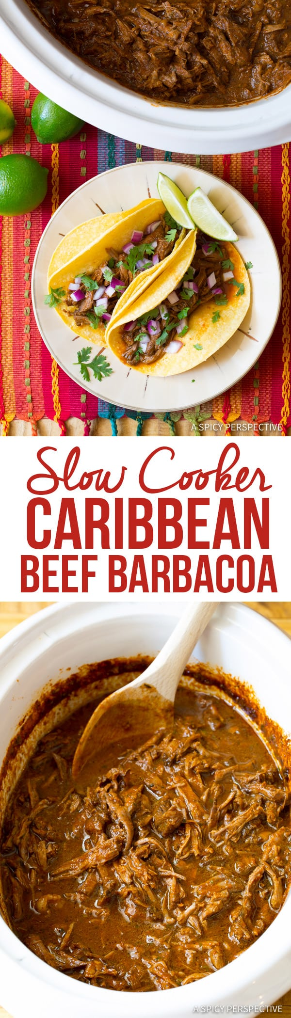 A Spicy Perspective Slow Cooker Barbacoa Recipe - A Spicy Perspective