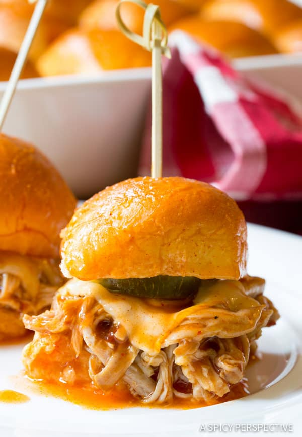 Must-Make Drowned Carnitas Party Sandwiches (Torta Ahogada Recipe) | ASpicyPerspective.com