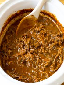 Slow Cooker Barbacoa Recipe | ASpicyPerspective.com