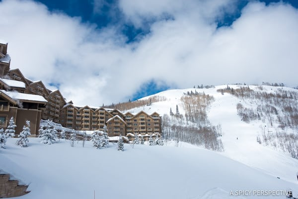 Why You Should Stay At Deer Valley Ski Resort