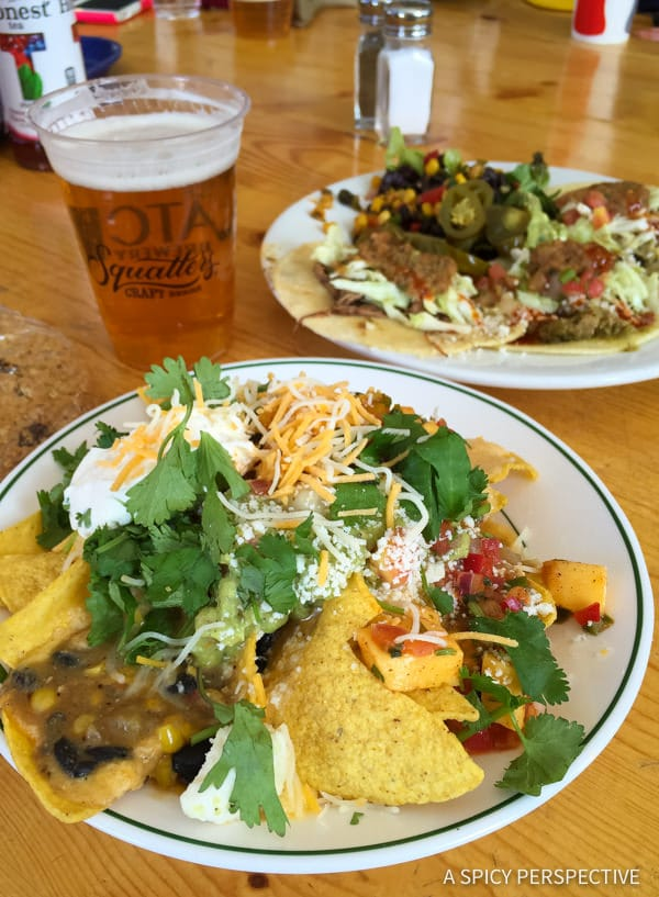 Solitude Mountain Resort Nachos