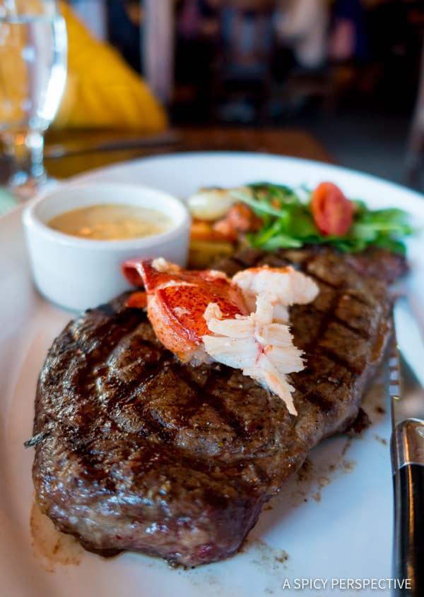 Solitude Mountain Resort Steak