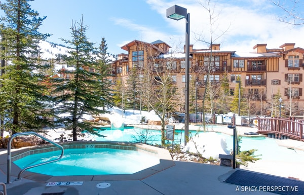 Solitude Mountain Resort Pool