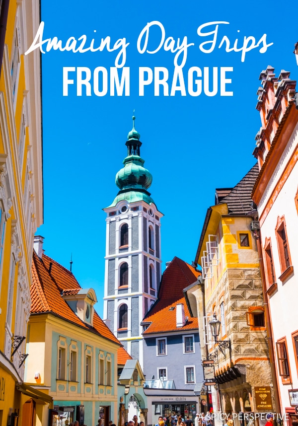 Amazing Day Trips from Prague Czech Republic | ASpicyPerspective.com #travel #europe