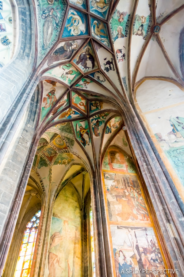 St Barbara Church - Amazing Day Trips from Prague | ASpicyPerspective.com #travel #europe