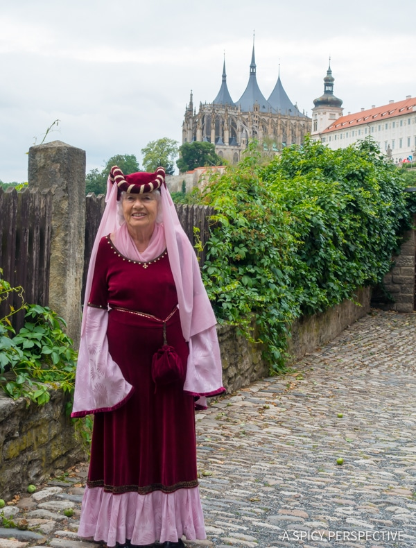 Kutna Hora - Amazing Day Trips from Prague | ASpicyPerspective.com #travel #europe