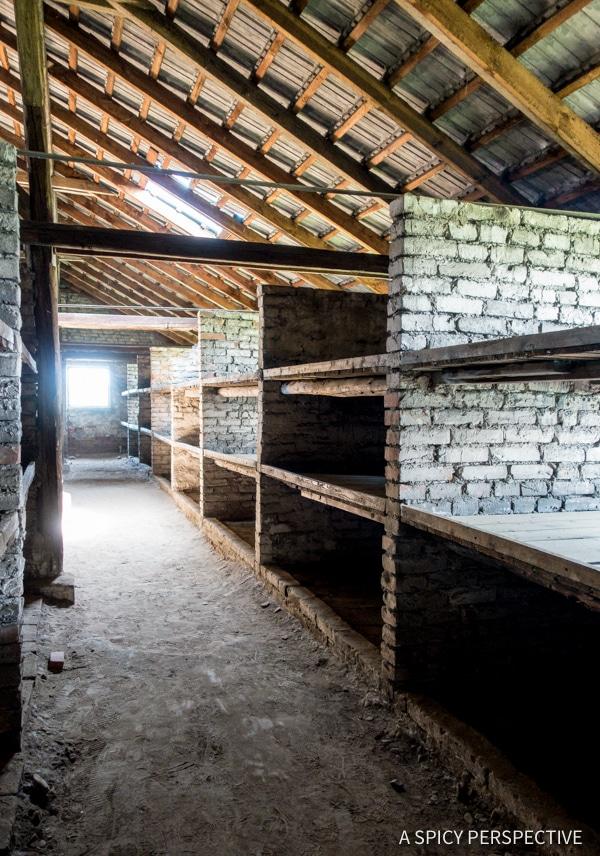 Auschwitz Death Camp - Top 10 Reasons to Visit Krakow, Poland | ASpicyPerspective.com #travel