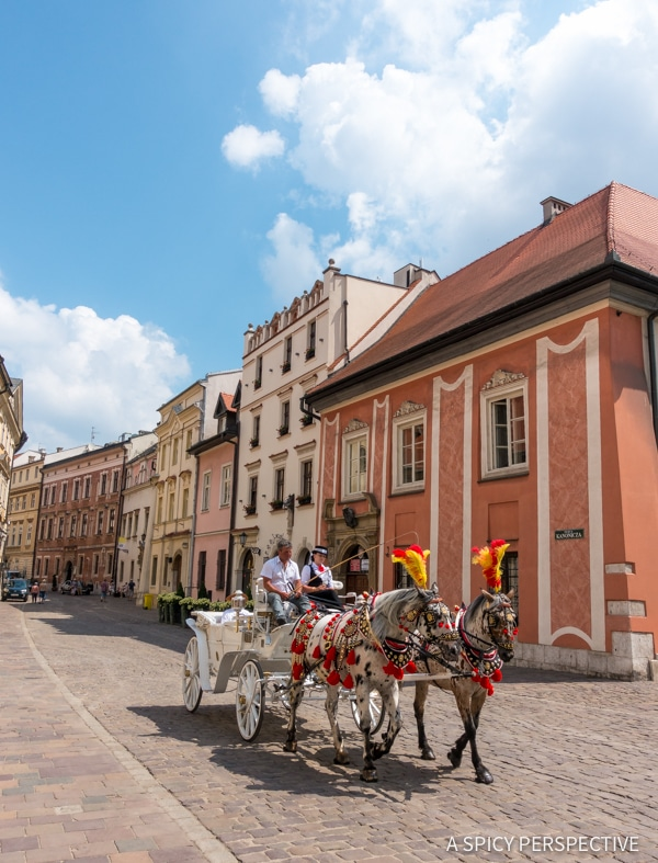 Charming - Top 10 Reasons to Visit Krakow, Poland | ASpicyPerspective.com #travel