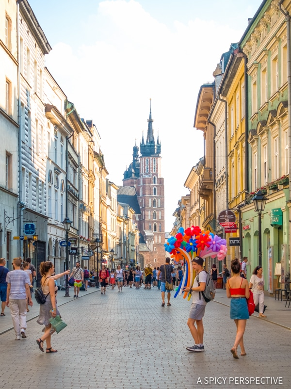 Royal Road - Top 10 Reasons to Visit Krakow, Poland | ASpicyPerspective.com #travel