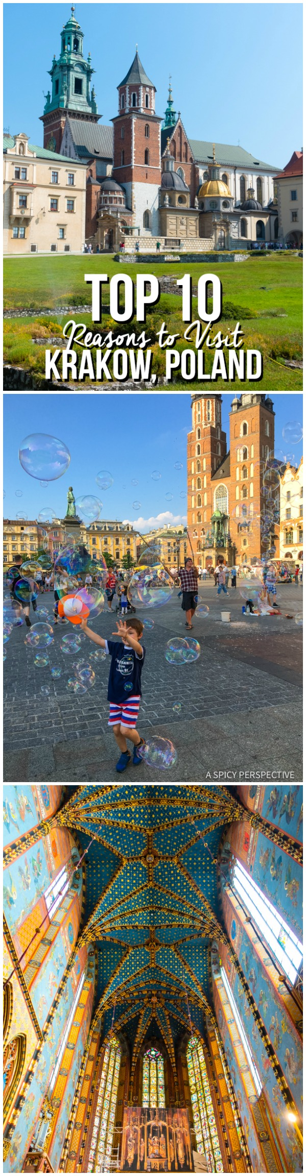 10 Reasons to Visit Krakow, Poland | ASpicyPerspective.com #travel